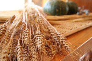 小麦粉はすべて国産