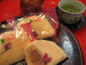 秩父の季節感を生かした和菓子