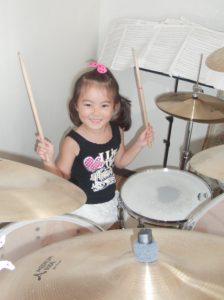 ドラムの練習!
